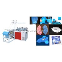 SF-SNW Nonwoven Shoe Cover Making Machine