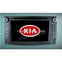 SPECIAL CAR DVD PLAYER WITH GPS touch screen