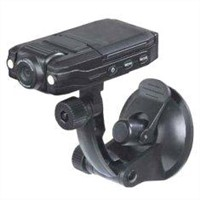 SPI Motion Detection 2 IR Led HD Vehicle Black Box Car Camera with AVI Video