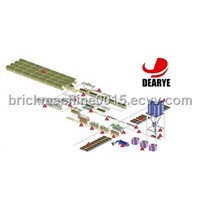 Sand AAC block production line