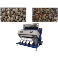 Seeds Sorting Processing Technology CCD Color Sorter Machine With Self Checking System