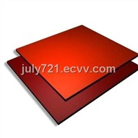 Sell China aluminum composite plastic materials for building