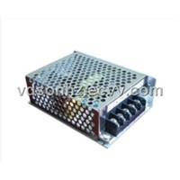 Single Output 30W 5-24V switching power supply good quality enclosed power supply