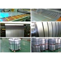 Slitting SGCD Dry Hot Dip Galvanized Steel Strip for Constructual Purlins