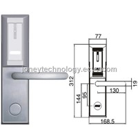 Smart Card Lock / Hotel Lock for Temic Card or Mifare Card
