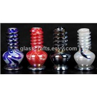 Soft Glass Smoking Water Bong KYG0507