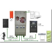 Solar Controller & Inverter All-In-One