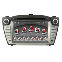Special car DVD players for Hyundai IX35 with GPS/IPOD/BLUETOOTH
