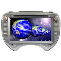Special car DVD players for Nissan-March