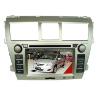 Special car DVD players with GPS/TV/IPOD for Toyota Vios (new)