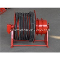 Spring Type Power Supply Cable Reel
