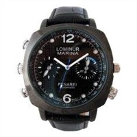 Spy Waterproof Watch with Hidden HD Camera