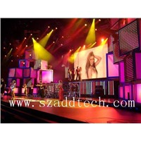 Stage Background LED Display Screen (P10mm SMD Model )