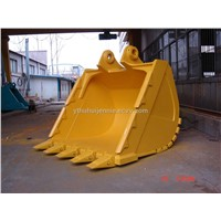 Standard Rock Bucket for Caterpillar Spare Parts