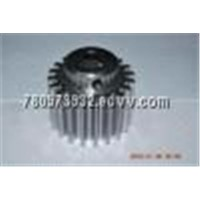 Standard or Nonstandard Spur gear,Made of carbin steel/ stainless steel etc.with Hardening.