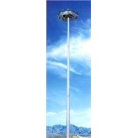 Steel Lighting Pole P-1001