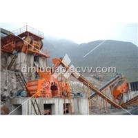 Stone Crushing and Screening Line
