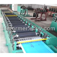 Storage System Roll Forming Machine,HF Shelf Storage Rack Roll Forming Machine