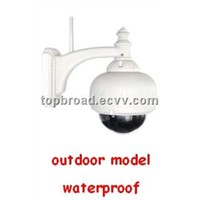 Surveillance IP Camera PTZ Wireless Video System with waterproof outdoor use (TB-Z031BW)