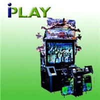 THE HOUSE OF DEAD VER 3-- Amusement coin operated shooting game machine