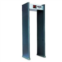 TX-2008 LCD Display Walk-through Metal Detector with Remote Control, Measures 2,220 x 820 x 500mm