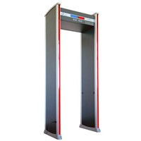 TX-200D Railway / Bus Station Airport Walk Through Metal Detector, Adopts External Infrared Scanning