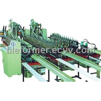 T baring forming machine,Cross Tee bar Forming Machine
