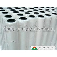 The hot melt adhesive film of bonding  metal and plastic