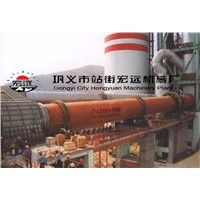 The rotary kiln function is introduced