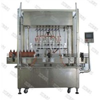 Time Gravity Filling Machine - Liquid Filling Machine, Automatic Filling Machine