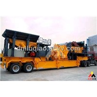High Quality Mobile Crusher with SGS and ISO Approved
