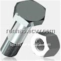 Titanium Fastener / Screw / Flange