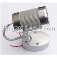Top quality,3w white led spotlight,6000k-6500k,100-110lm*3(300-330lm),with power supply