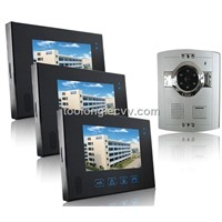 Touch Screen Video Door Bell (VDP-312+CAM-204)