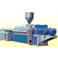Twin Conical Screw Extruders