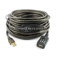 USB Active Extension Cable 15M