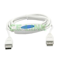 USB Multimedia Sharing Cable(PC to TV and PC to PC)