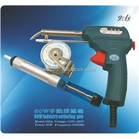 US gauge plug.120V. 60W soldering gun+Tin wire stent +Tin wirediameter 1.0mm, 1pcs/lot,Free Shipping