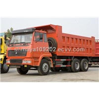 Used Caterpillar Dump Truck 769