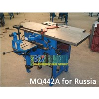 Versatile woodworking machine MQ442A