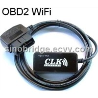 WIFI OBD2 OBDII ELM327 support iPhone, iPad, ipod touch,PCs