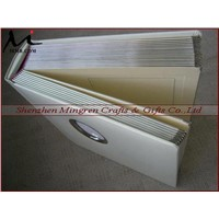 Wedding Slip in Album with Mats,Matted Albums,Album with Inserts,Wedding Slip-in Album