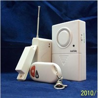 Wireless remote control magnetic alarm Door windows alarm