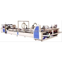YF series automatic carton gluer machine