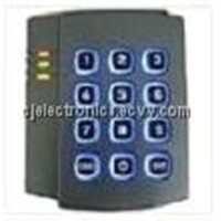 access control equipment-Standalone controller (blue light background)