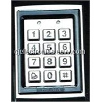 access control system-Metal Shell Standalone controller