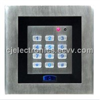 access control system-Stainess Steel Waterproof Access Controller