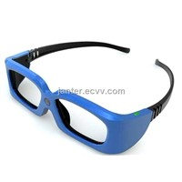 active shutter 3d glasses for projector