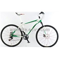 alloy mountain bike mtb bicycle