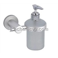 alluminium bathroom soap dispenser JC-11683